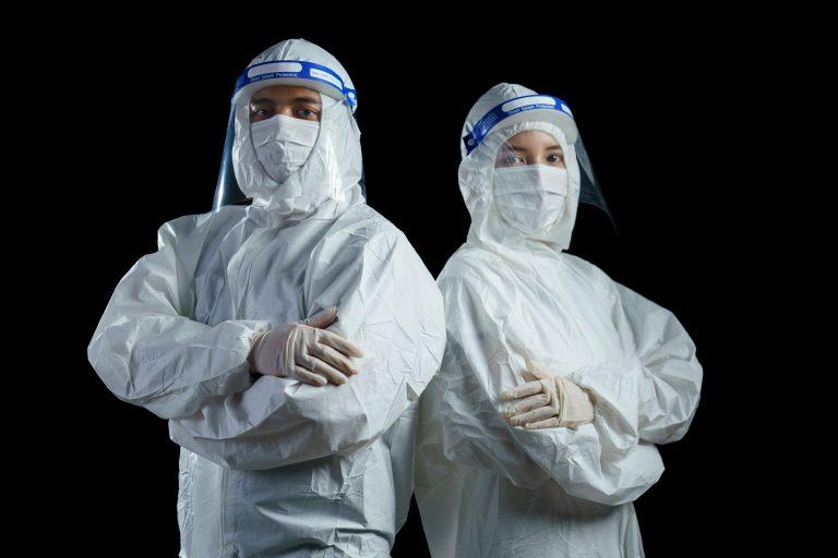 ชุดอุปกรณ์ป้องกันส่วนบุคคลทางการแพทย์